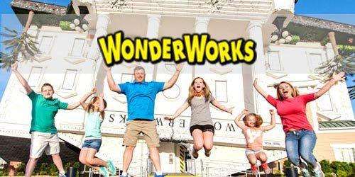 WonderWorks Tennessee